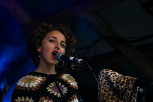 Farah Elle at Knockanstockan 2016 (photo by Stephen White) 7