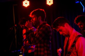 Ivy Nations at Whelans upstairs (photo by Stephen White) 1