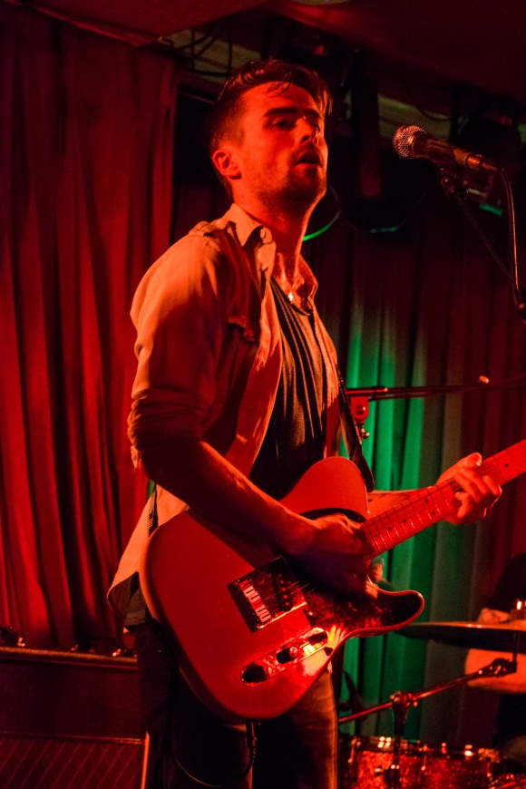 Ivy Nations at Whelans upstairs (photo by Stephen White) 11