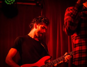 Ivy Nations at Whelans upstairs (photo by Stephen White) 12