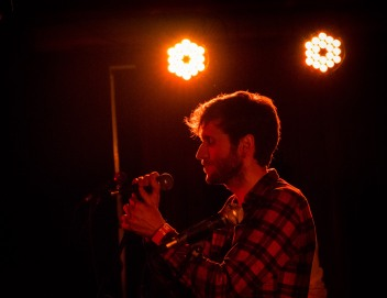 Ivy Nations at Whelans upstairs (photo by Stephen White) 14