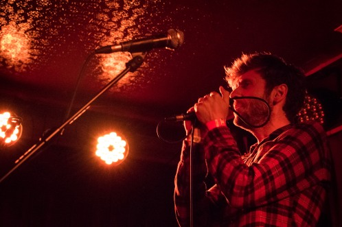 Ivy Nations at Whelans upstairs (photo by Stephen White) 4