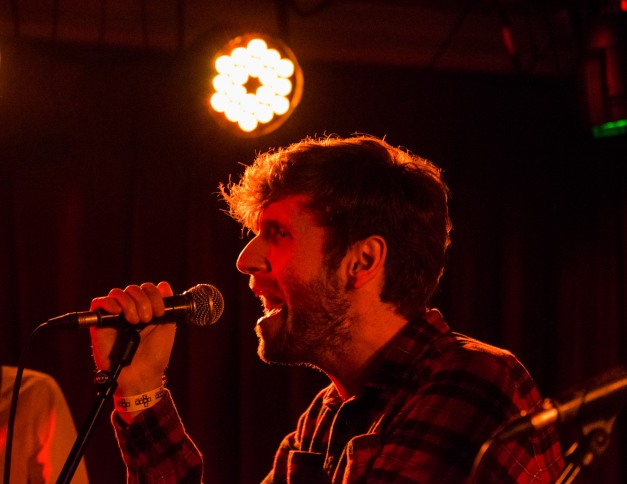 Ivy Nations at Whelans upstairs (photo by Stephen White) 7