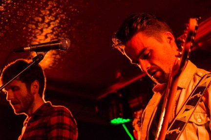 Ivy Nations at Whelans upstairs (photo by Stephen White) 8