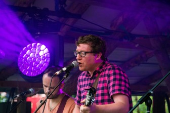 Land Lovers at Knockanstockan 2016 (photo by Stephen White) 2