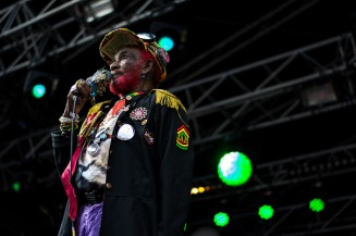 Lee Scratch Perry at The Beatyard 2016 (Photo by Stephen White) 7