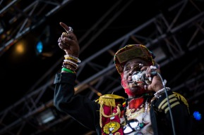 Lee Scratch Perry at The Beatyard 2016 (Photo by Stephen White) 8