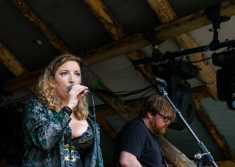 Naoise Roo at Knockanstockan 2016 (photo by Stephen White) 1