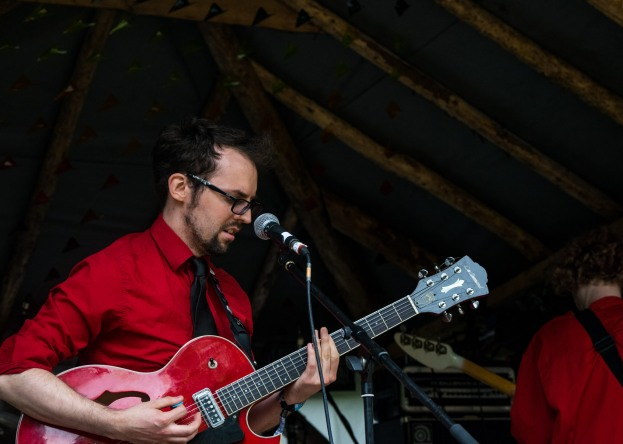 Naoise Roo at Knockanstockan 2016 (photo by Stephen White) 2