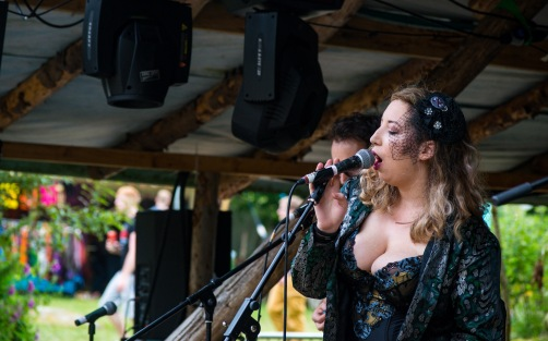 Naoise Roo at Knockanstockan 2016 (photo by Stephen White) 4