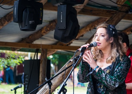 Naoise Roo at Knockanstockan 2016 (photo by Stephen White) 5
