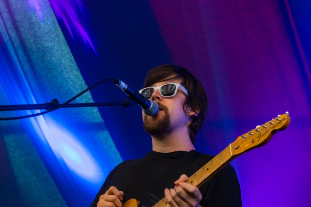Not Monsters at Knockanstockan 2016 (photo by Stephen White) 1