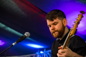 Not Monsters at Knockanstockan 2016 (photo by Stephen White) 2