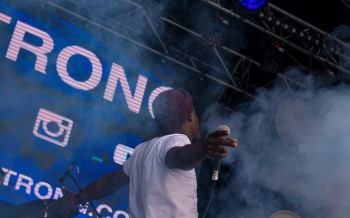 Rocstrong at The Beatyard 2016 (Photo by Stephen White) 16