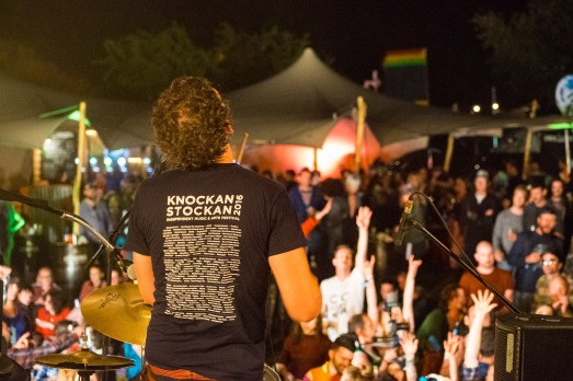 RSAG at Knockanstockan 2016 (photo by Stephen White) 1