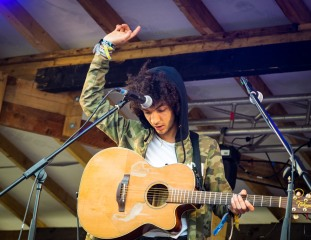 Sample Answer at Knockanstockan 2016 (photo by Stephen White) 3