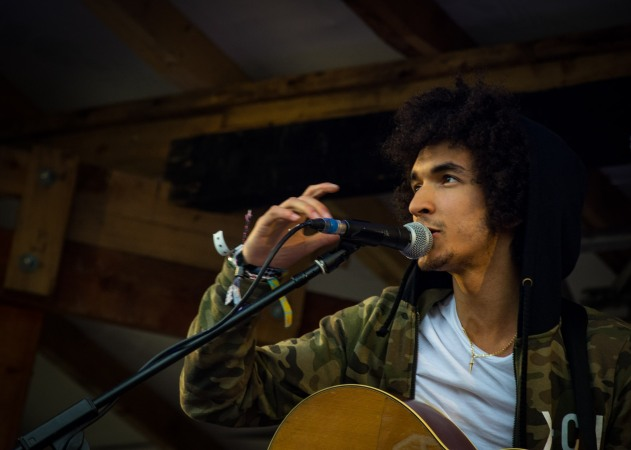 Sample Answer at Knockanstockan 2016 (photo by Stephen White) 5