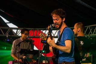 Slackers Symphony at Knockanstockan 2016 (photo by Stephen White) 3