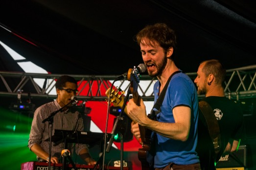 Slackers Symphony at Knockanstockan 2016 (photo by Stephen White) 3