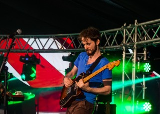 Slackers Symphony at Knockanstockan 2016 (photo by Stephen White) 4