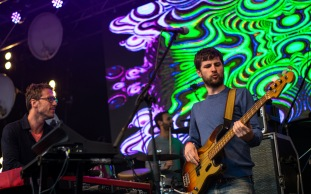 Snarky Puppy at The Beatyard 2016 (Photo by Stephen White) 11