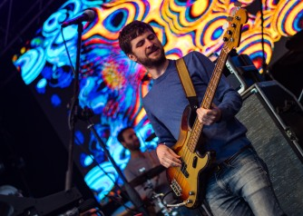 Snarky Puppy at The Beatyard 2016 (Photo by Stephen White) 12