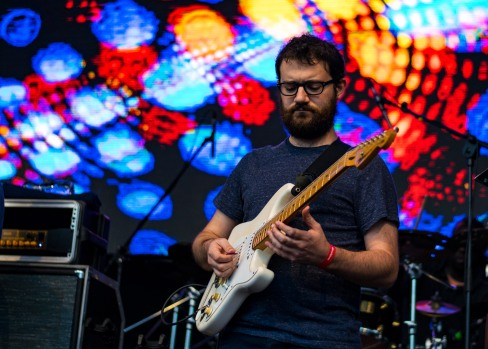 Snarky Puppy at The Beatyard 2016 (Photo by Stephen White) 15