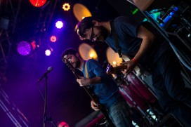 Snarky Puppy at The Beatyard 2016 (Photo by Stephen White) 18