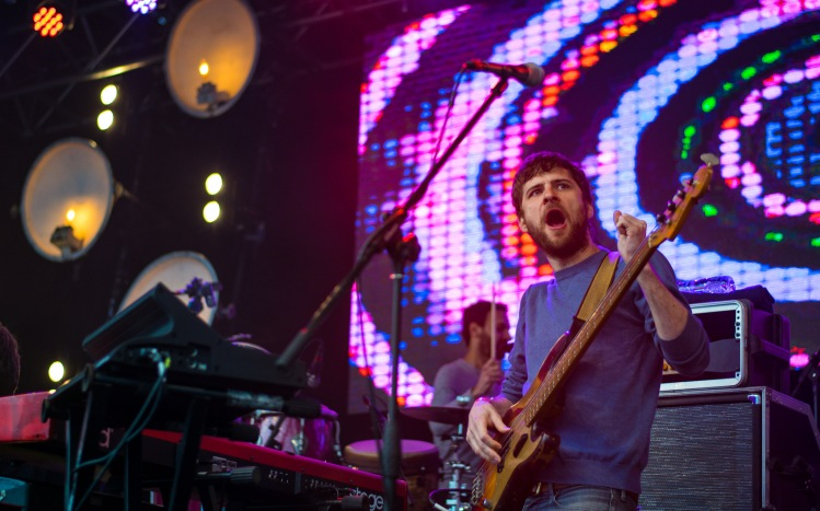 Snarky Puppy at The Beatyard 2016 (Photo by Stephen White) 19