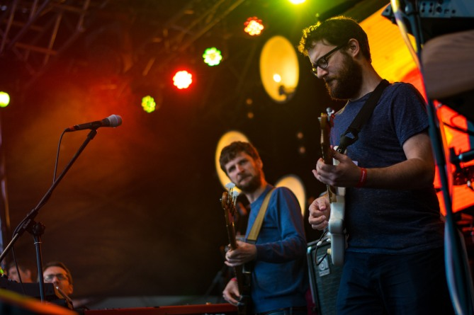 Snarky Puppy at The Beatyard 2016 (Photo by Stephen White) 2