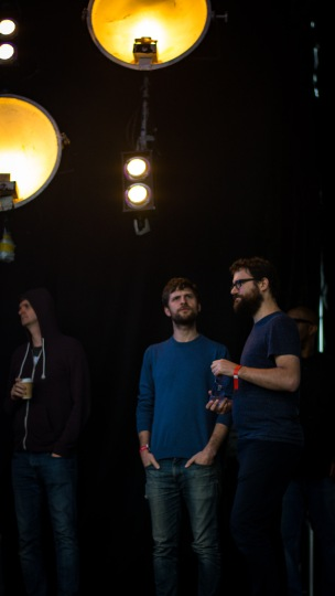 Snarky Puppy at The Beatyard 2016 (Photo by Stephen White) 20