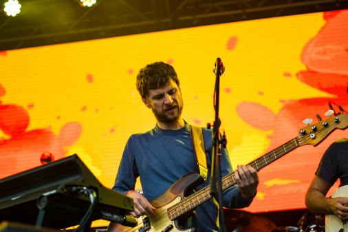 Snarky Puppy at The Beatyard 2016 (Photo by Stephen White) 3