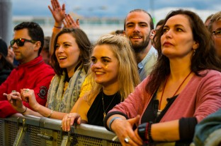 Snarky Puppy at The Beatyard 2016 (Photo by Stephen White) 4