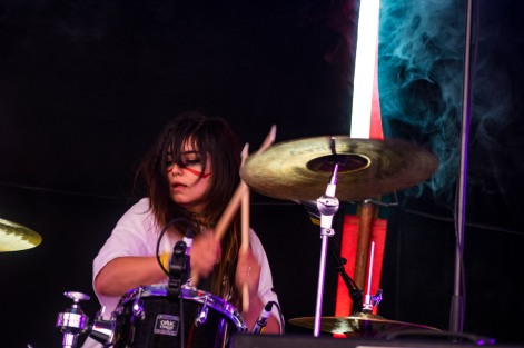 Spines at Knockanstockan 2016 (photo by Stephen White) 16