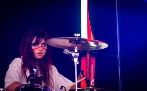 Spines at Knockanstockan 2016 (photo by Stephen White) 17