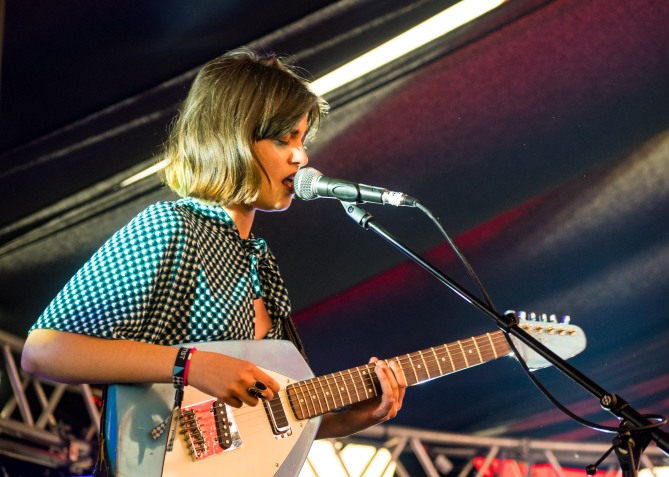 Spines at Knockanstockan 2016 (photo by Stephen White) 4