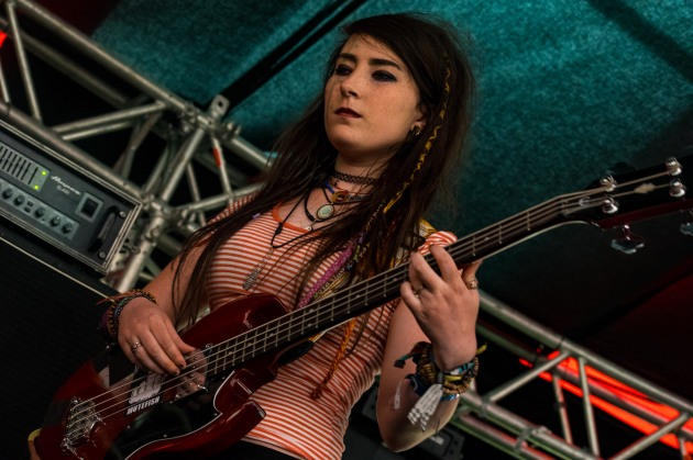 Spines at Knockanstockan 2016 (photo by Stephen White) 9