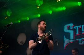 Stomptown Brass at The Beatyard 2016 (Photo by Stephen White) 1