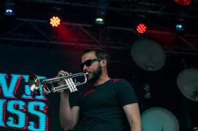 Stomptown Brass at The Beatyard 2016 (Photo by Stephen White) 8