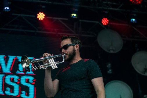 Stomptown Brass at The Beatyard 2016 (Photo by Stephen White) 8