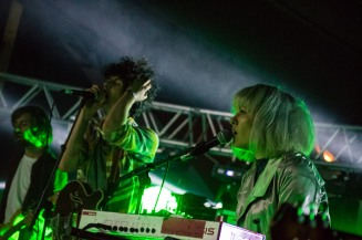 The Altered Hours at Knockanstockan 2016 (photo by Stephen White) 1