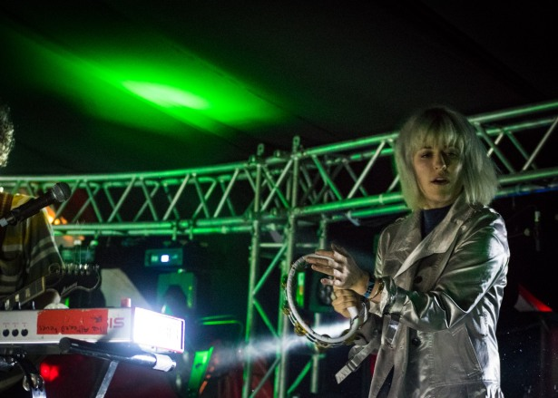 The Altered Hours at Knockanstockan 2016 (photo by Stephen White) 2