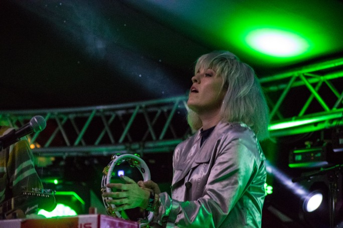 The Altered Hours at Knockanstockan 2016 (photo by Stephen White) 3