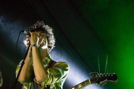 The Altered Hours at Knockanstockan 2016 (photo by Stephen White) 6