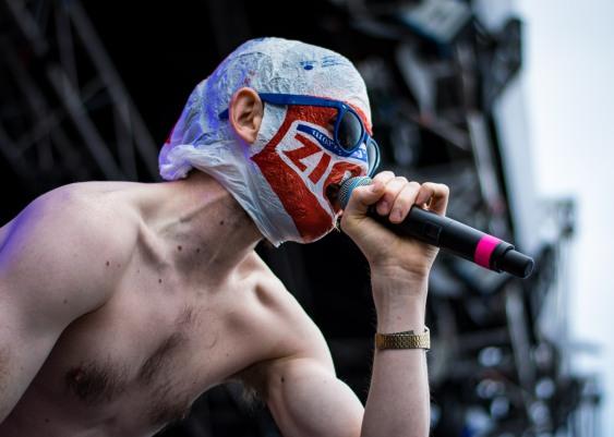 The Rubberbandits at The Beatyard 2016 (Photo by Stephen White) 11