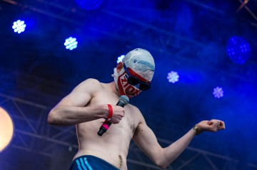 The Rubberbandits at The Beatyard 2016 (Photo by Stephen White) 15