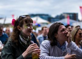 The Rubberbandits at The Beatyard 2016 (Photo by Stephen White) 6