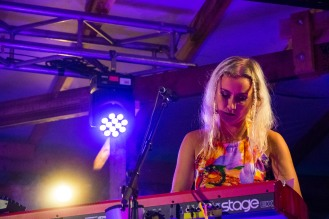 Wyvren Lingo at Knockanstockan 2016 (photo by Stephen White) 12
