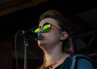 Zaska at Knockanstockan 2016 (photo by Stephen White) 2