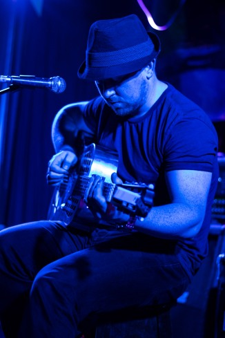 David King Blues Roots and Brass Festival 2016 (photo by Stephen White) 4